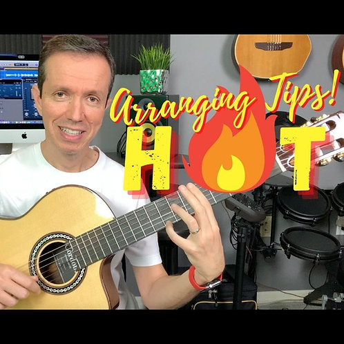 Arranging Tips Mini-Lesson (Video + PDF)