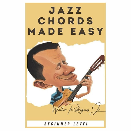 Jazz Chords Beginner (PDF + Video)