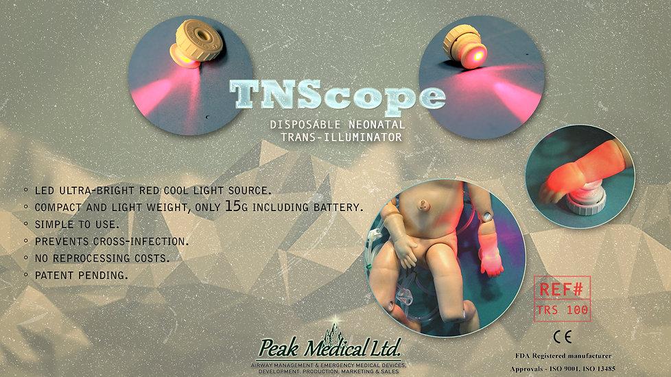 disposable neonatal trans