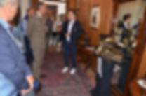 Mostra sul Terrorismo Reggimento Cavalleggeri Guide Salerno - Associazione Salerno La voce in capitolo