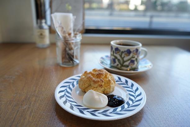 目黒 Jubilee Coffee and Roaster スコーン