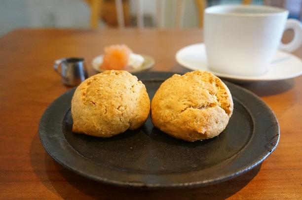 松屋町 coffee HUT スコーン