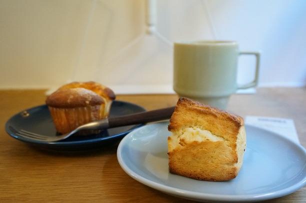 福生 CAFE D-13 スコーン