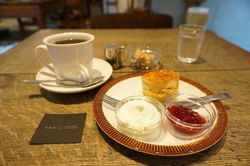 淀屋橋 コホロELMERS GREENコーヒーカウンター