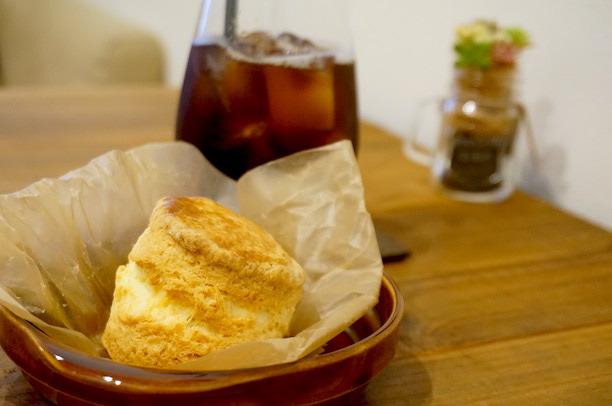 西田辺 GON's BAKE SHOP スコーン