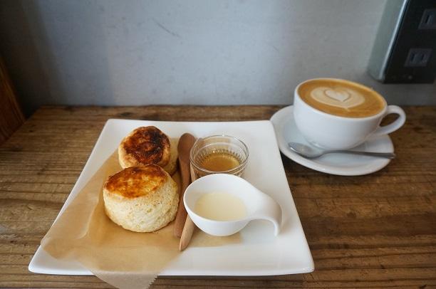 浅草 FEBRUARY CAFE スコーン