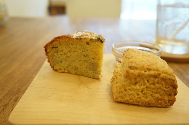町屋 天然酵母パンと雑貨のお店 kiki スコーン