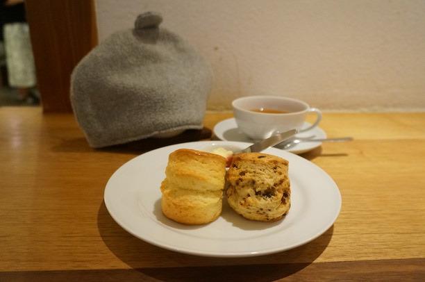 蒲田・お茶とお菓子 まやんち スコーン