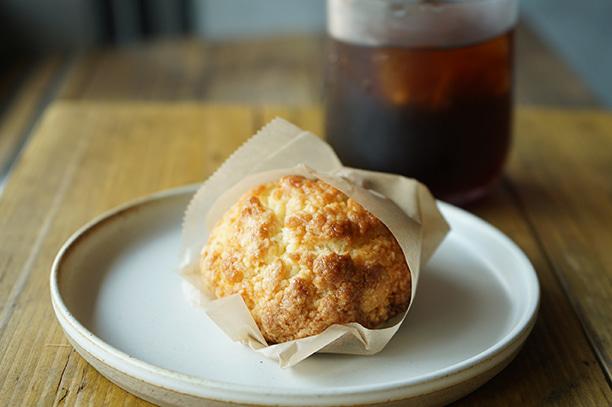用賀 STAN COFFEE AND BAKE スコーン