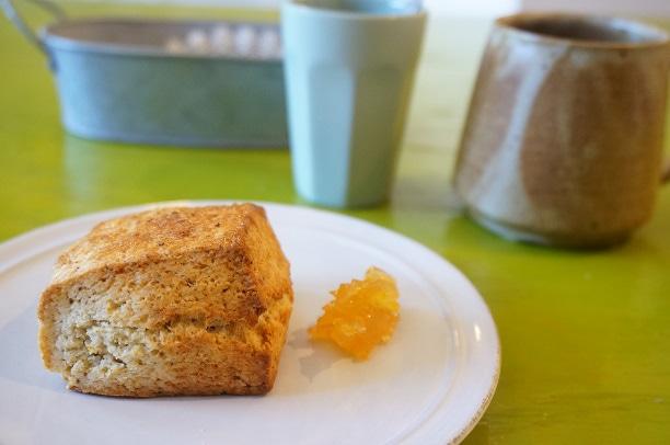 代田橋 bon pin gâteaux スコーン
