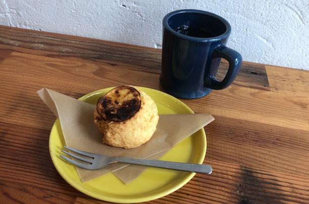 新宿三丁目 4/4 SEASONS COFFEE スコーン