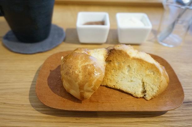 船橋 cafe トトノエ スコーン