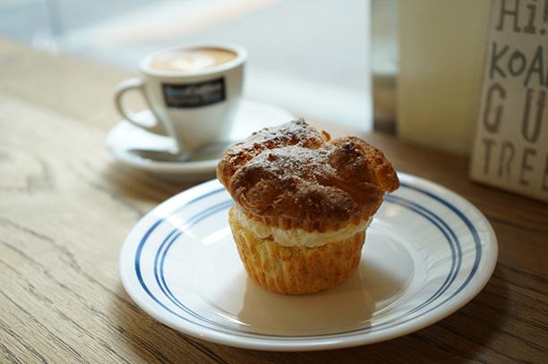 市ヶ谷 Bun Coffee Byron Bay スコーン