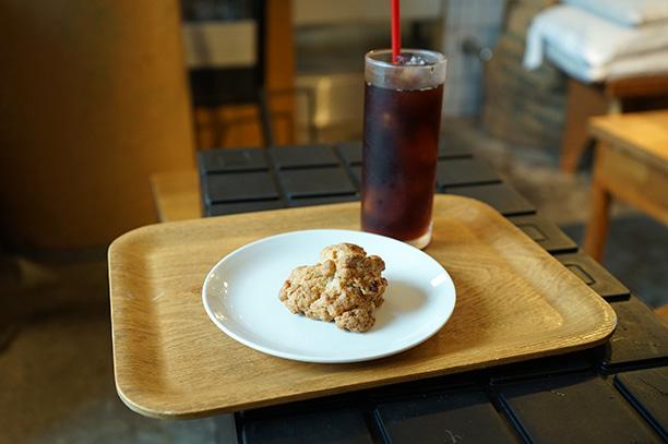 蔵前 SOL'S COFFEE スコーン