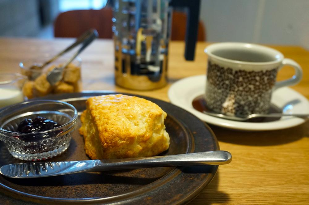 四條畷 nokka COFFEE&BAKES スコーン