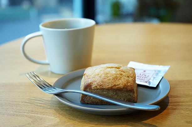 麻布十番 TAILORED CAFE スコーン