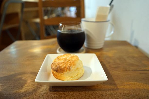 曳舟 cafe sucre スコーン