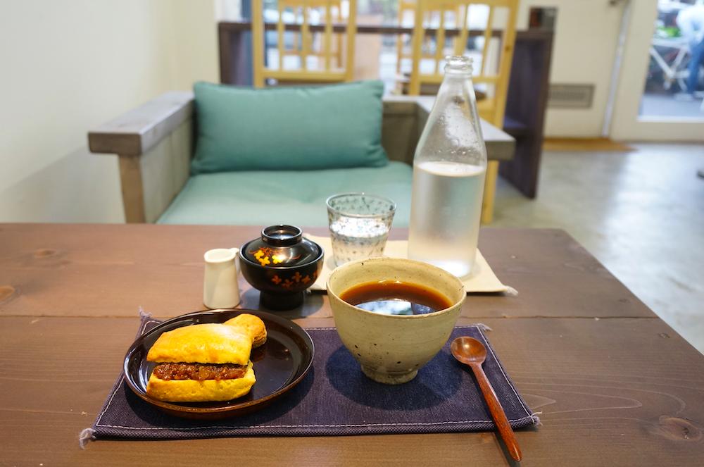 東長崎 大橋屋 スコーン