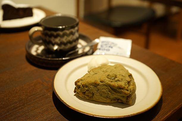 銀座 nippi cafe ginza スコーン