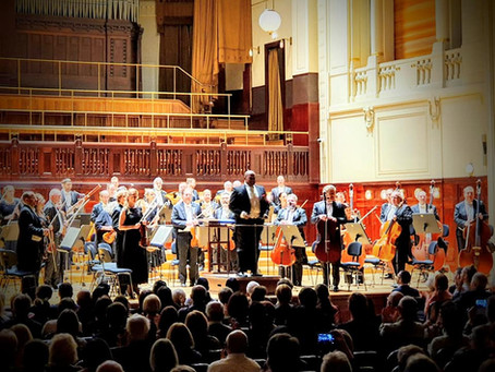Congratulations to Maestro McCorvy conducting in Prague!