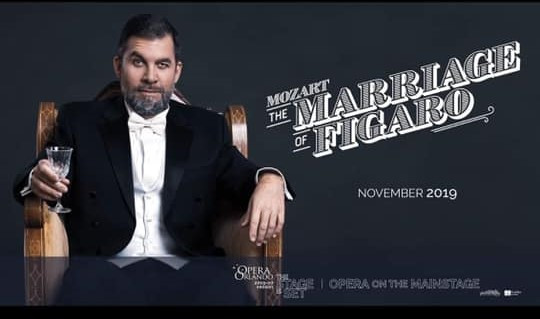 Count, Orlando opera