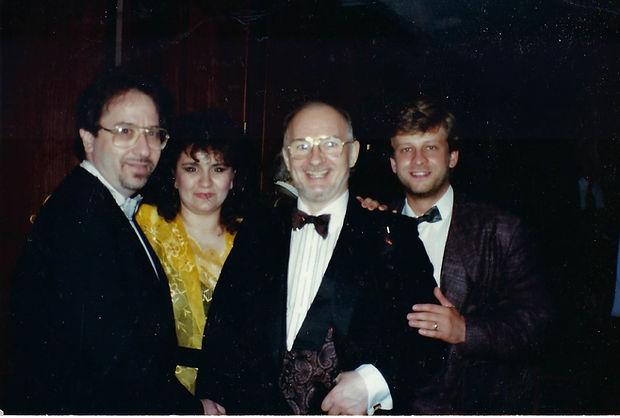 Matthew Laifer and Giuseppe Giacomini