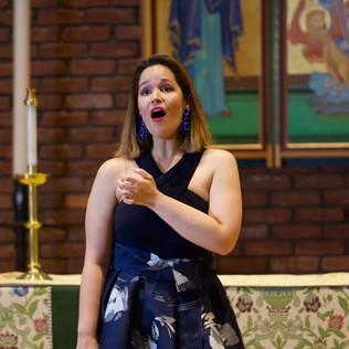 Maria Brea New York International Vocal