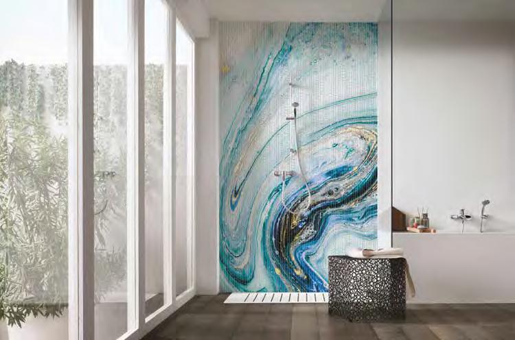 Diseño duchas