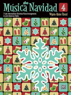 Musica de Navidad, book 4