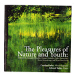 The Pleasures of Nature and Youth