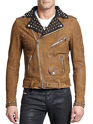 Michael Lombard Modern Moto Jackets
