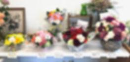 母の日 店頭サンプル サイズ比較.JPG