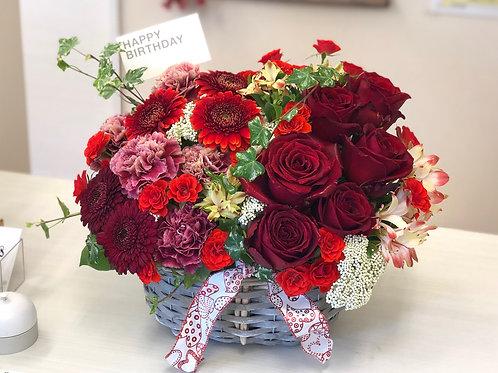 Happy arrangement L