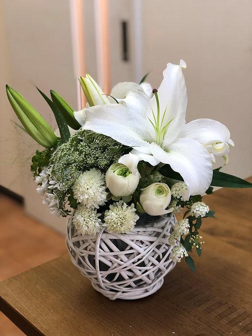 Memorial arrangement S