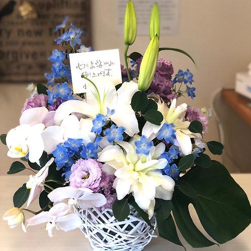 Memorial arrangement L