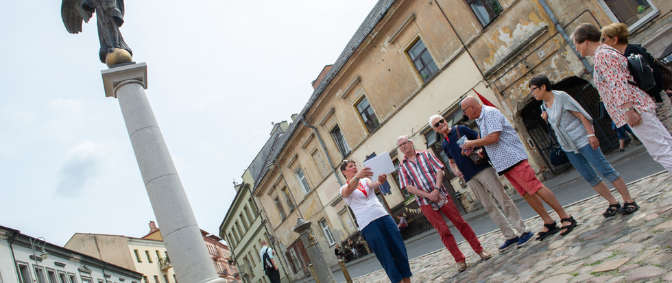 The Story of the Republic of Užupis Private tour