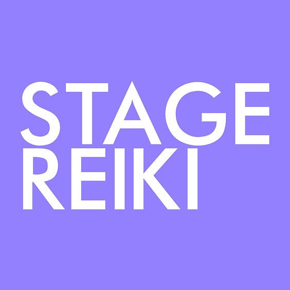 Stage Reiki 1er degré / janvier