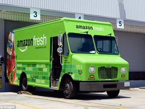New Amazon Fresh delivery service is slammed for turning up at customers' doors even when they k