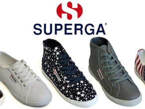 Step Up Your Sneaker Game With Superga at Target