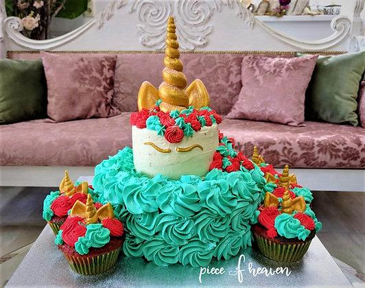 "Детска торта ""Еднорог"""