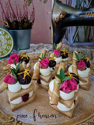 Бисквитени торти - разни