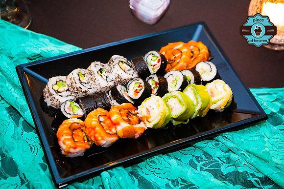 Суши - различни видове