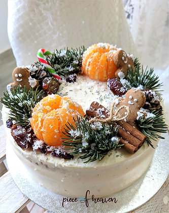 Зимни торти