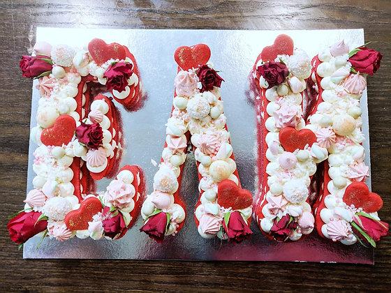 Бисквитена торта - ЕЛИ
