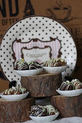 Бейлис трюфели с два вида шоколад