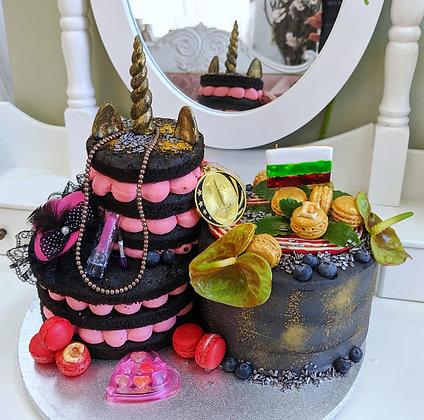 Детска торта за близначки
