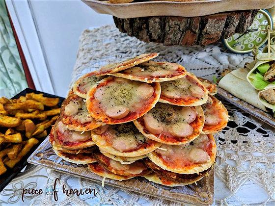 Тортила пицети