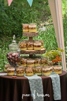 Сладък бар за Рожден Ден - на пикник във Витоша