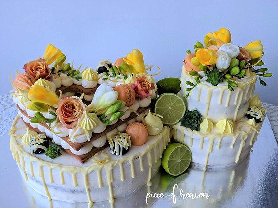 2 в 1 - бисквитени & измазани торти