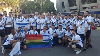 המשחקים הגאים פריז 2018 – כל ההישגים של הספורטאים הישראלים
